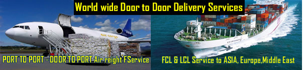 haris global offer cargo forwarding logistic